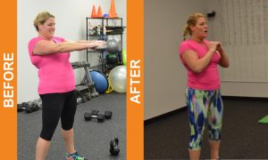 Laura Lost 23 lbs.