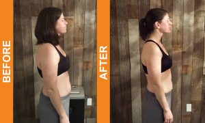 Carie Lost 26 lbs.