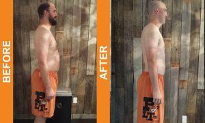 Chris Lost 54 lbs.